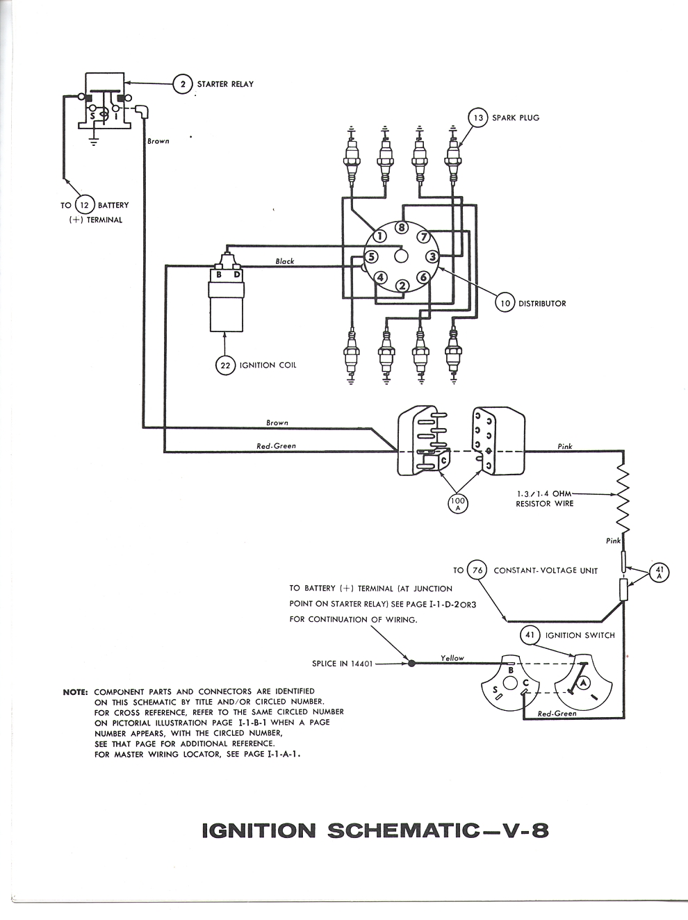 Wd on 1964 ford ranchero wiring diagram