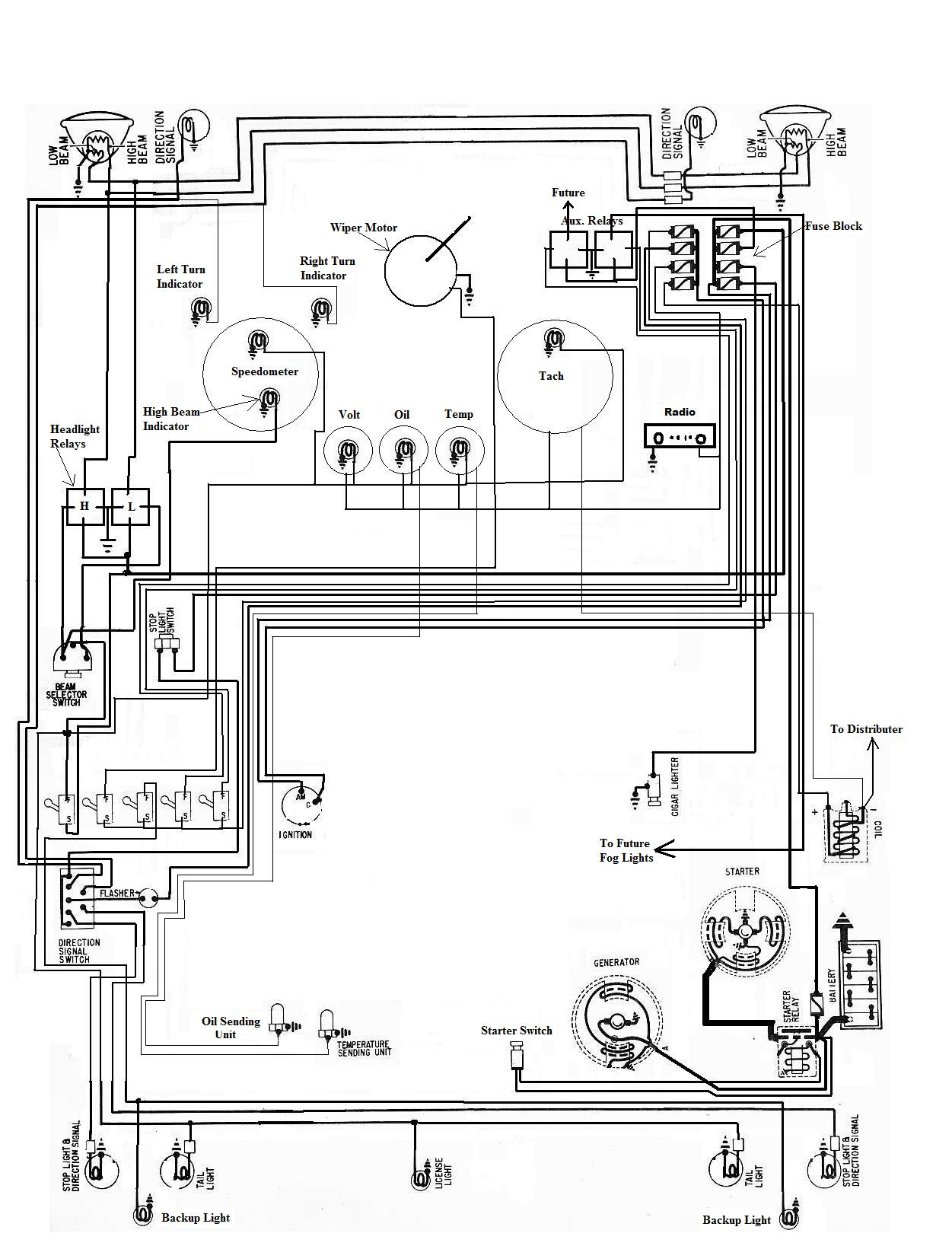 dunebuggy_wiring wiring diagram for chinese quad 50cc the wiring diagram sunl wiring diagram at bakdesigns.co