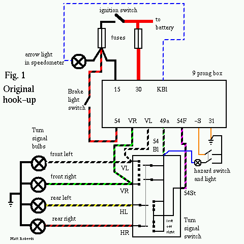 other diagrams dune buggy turn signal wiring diagram