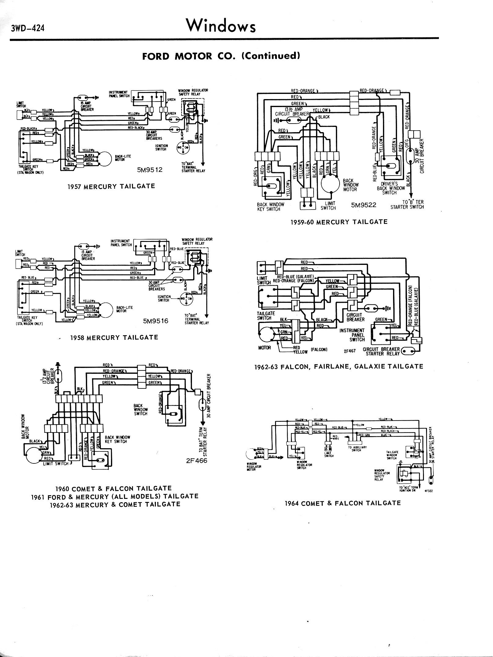 64 Comet Wiring Diagram Diagrams 1964 Get Free Image About 68 Cyclone